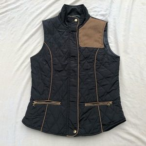 For Cynthia Women's Hunting Vest Small Black